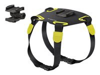 Sony AKA-DM1 - Support system - dog harness - for Action Cam-FDR-X1000, X3000, HDR-AS10, AS20, AS200, AS30, AS300; Action Cam Mini HDR-AZ1VR