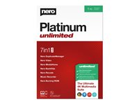 Nero Platinum Unlimited - Box-Pack