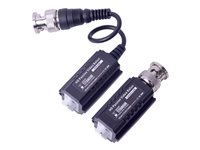 TT-101-F-TURBO HD Passive Video Balun Set