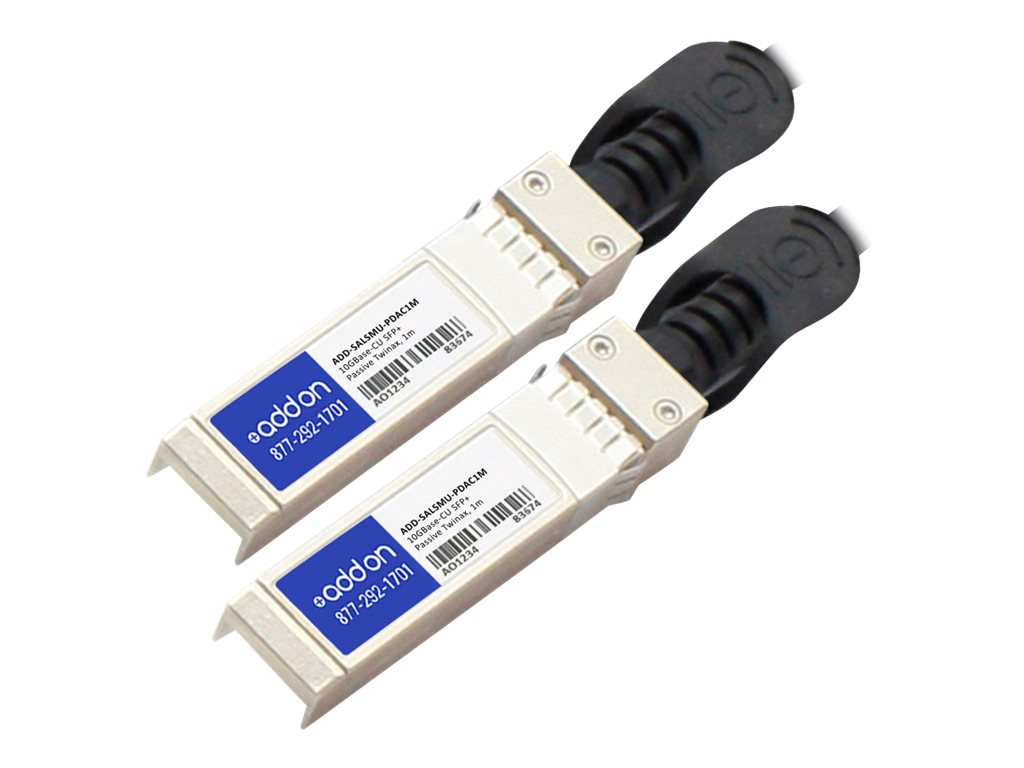 AddOn 10GBase direct attach cable - TAA Compliant - 1 m