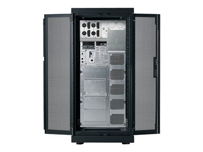 Networking Enclosure with Sides