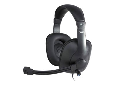 Cyber Acoustics AC 968 Headset full size wired