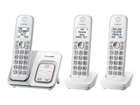 Panasonic KX-TGD533 Cordless phone answering system with caller ID/call waiting DECT 6.0