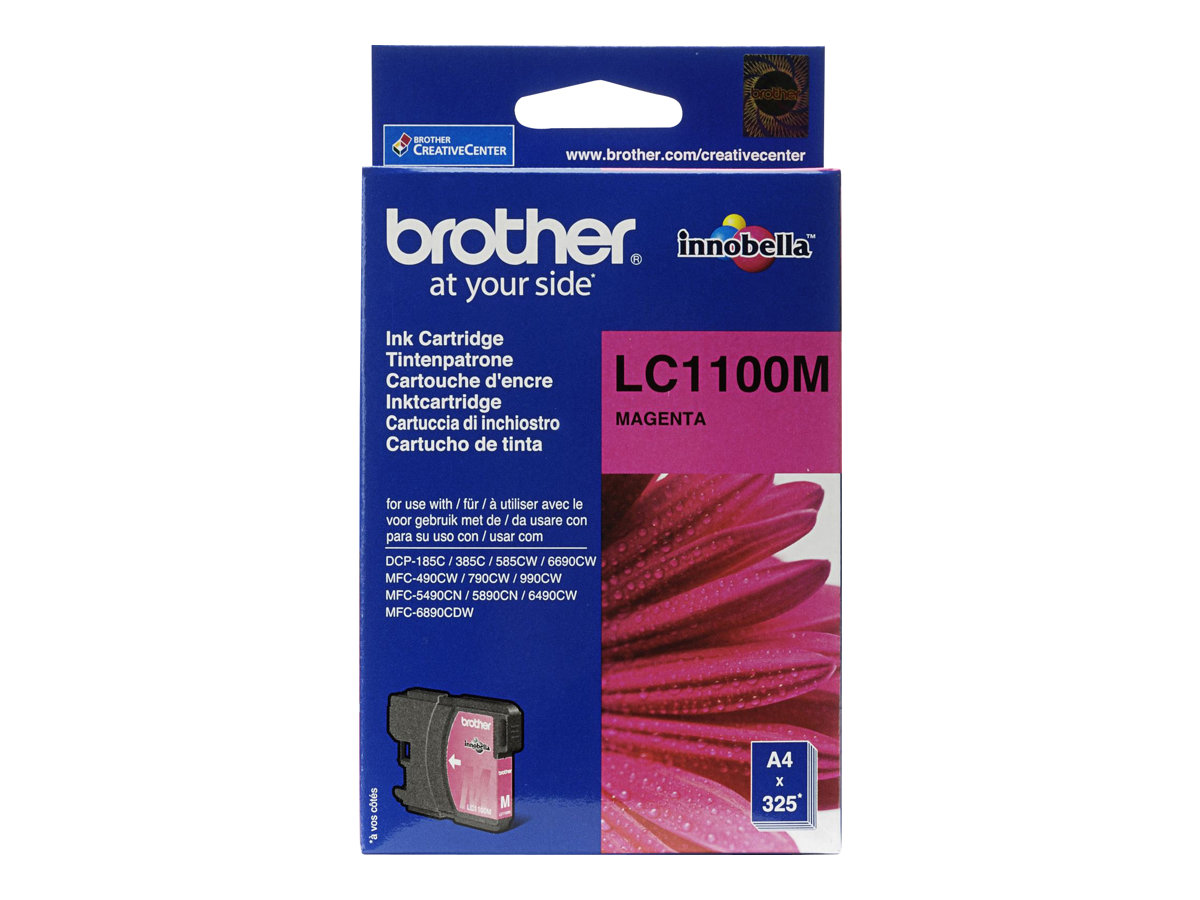 Brother LC1100 - magenta - cartouche d'encre originale
