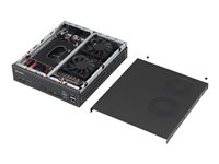 Shuttle XPC slim DH170 Barebone Slim-PC LGA1151 Socket Intel H170 Express no CPU