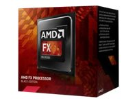 AMD Black Edition - AMD FX 6350 - 3.9 GHz - 6 cœurs - 6 Mo cache - Socket AM3+ - Box