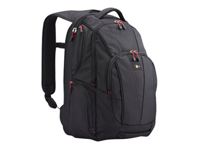 Case Logic 15.6INCH Laptop + Tablet Backpack Notebook carrying backpack 15INCH 16INCH black