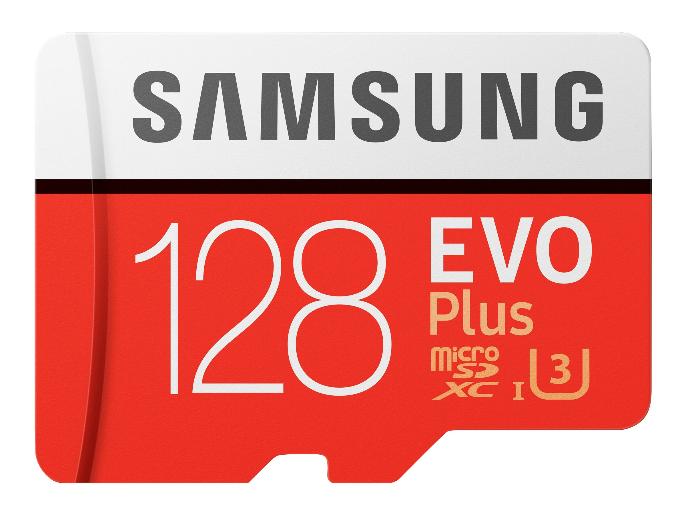 Samsung EVO Plus MB-MC128G - flash memory card - 128 GB - microSDXC UHS-I