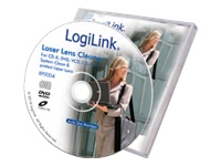 LogiLink - Reinigungs-CD/DVD-Disc