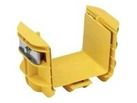 Panduit FiberRunner 4x4 QuikLock Coupler - cable raceway joint coupler