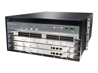 Juniper Networks MX-series MX240 - router - rack-mountable