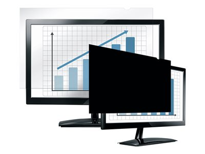 Fellowes PrivaScreen Blackout Display privacy filter 24INCH wide