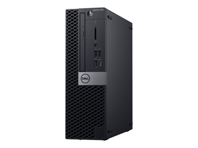 Dell OptiPlex 5060 SFF 1 x Core i7 8700 / 3.2 GHz RAM 8 GB HDD 500 GB DVD-Writer