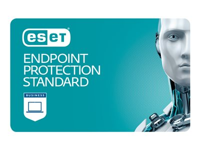 ESET Endpoint Protection Standard Subscription license renewal (1 year) volume