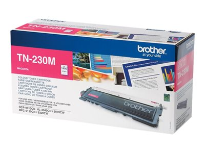 Brother TN230M - Magenta - original - tonerpatron - for Brother DCP-9010CN, MFC-9120CN, MFC-9320CN, MFC-9320CW; HL-3040CN, 3040CW, 3070CW