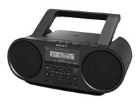 Sony ZS-RS60BT - Ghettoblaster