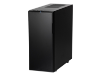 Fractal Design Define XL R2 - Tower - extended ATX - no power supply - Black Pearl - USB/Audio