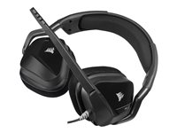 CORSAIR Gaming VOID ELITE SURROUND Headset full size wired USB, 3.5 mm jack carbon