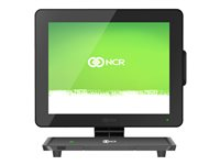 NCR RealPOS XR3 All-in-one 1 x Celeron N3060 / 1.6 GHz RAM 4 GB SSD 120 GB HD Graphics