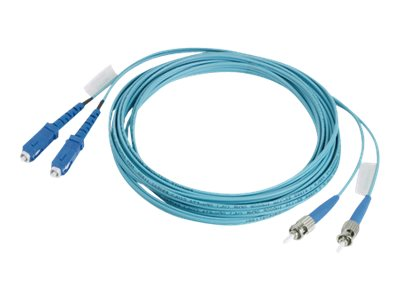 Panduit Opti-Core network cable - 2 m - aqua