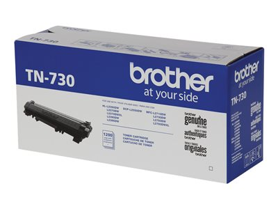 Brother TN-730 Black original toner cartridge
