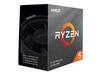 AMD CPU Ryzen 5 2600X 3.6GHz 6 kerner  AM4