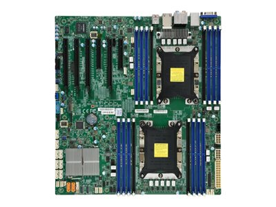 SUPERMICRO X11DAi-N - motherboard - extended ATX - Socket P - C621