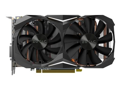 ZOTAC GeForce GTX 1070 Ti Mini - graphics card - GF GTX 1070 Ti - 8 GB -  gunmetal gray