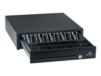 Bematech CD415 - Electronic cash drawer - black