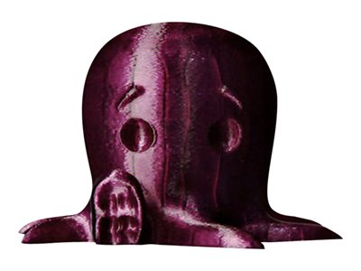 - 1 - Translucent Purple - PLA-Filament