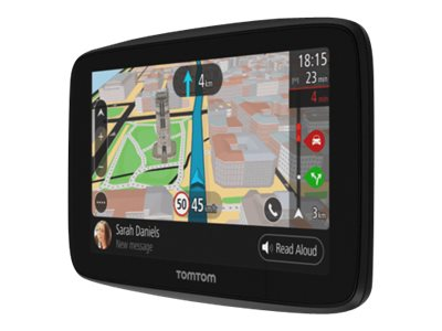 tomtom go 520 navigateur gps automobile 5 po grand cran. Black Bedroom Furniture Sets. Home Design Ideas