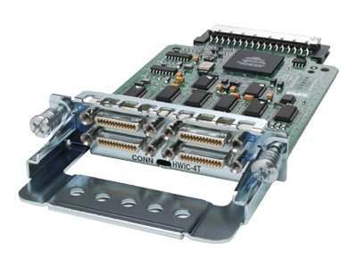 Cisco High-Speed - expansion module - RS-232/449/530/V.35/X.21 x 4