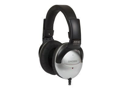 Koss QZPRO Headphones full size wired active noise canceling 3.5 mm jack