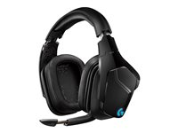 Logitech Gaming Headset G935 Trådløs Headset Sort Blå