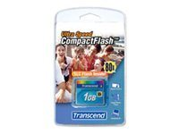 Transcend Ultra Performance - Flash-Speicherkarte