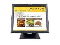 Planar PT1745R LCD monitor 17INCH (17INCH viewable) touchscreen 1280 x 1024 200 cd/m²