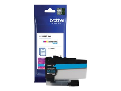 Brother LC3033C Super High Yield cyan original ink cartridge