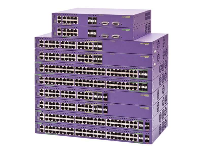 Extreme Networks Summit X440-48T-10G - switch - 48 ports - managed - rack-mountable
