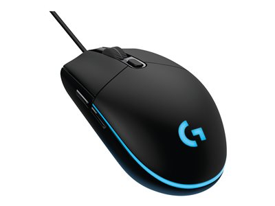 Logitech Gaming Mouse G203 Prodigy Mouse right-handed optical 6 buttons wired USB