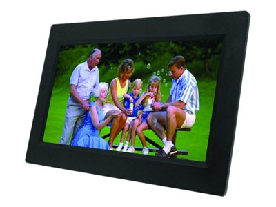 Naxa NF-1000 Digital photo frame 10.1INCH 1024 x 600 black