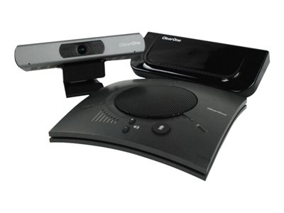 ClearOne Collaborate Versa 50 - video conferencing kit