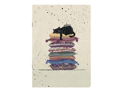 Papeterie fantaisie Bug Art Chats Collection - cahier de notes
