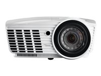 Optoma EH415ST - Projecteur DLP - 3D - 3500 ANSI lumens - Full HD (1920 x 1080) - 16:9 - 1080p - short-throw zoom lens