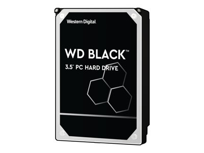 WD Black Performance Hard Drive WD5003AZEX - harddisk - 500 GB - SATA 6Gb/s