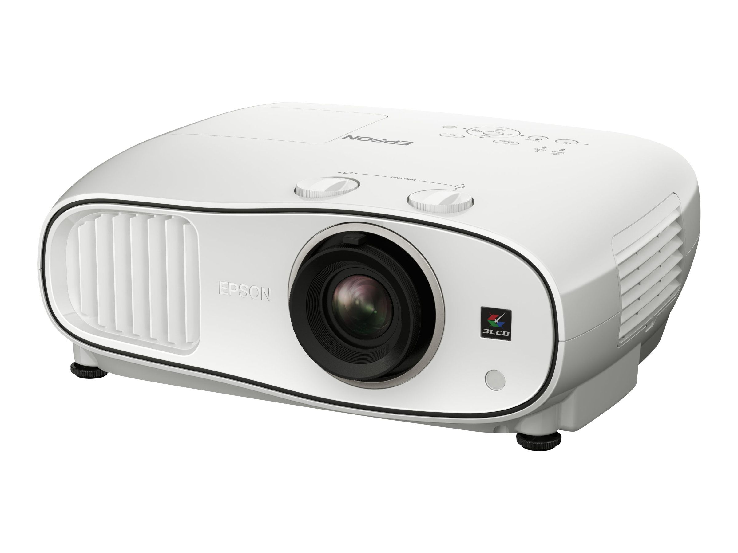 Epson EH-TW6700W - 3-LCD-Projektor - 3D - 3000 lm (white) - 3000 lm (Farbe) - Full HD (1920 x 1080)