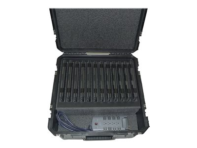 Datamation Systems Charging Transport Hard case for 12 notebooks