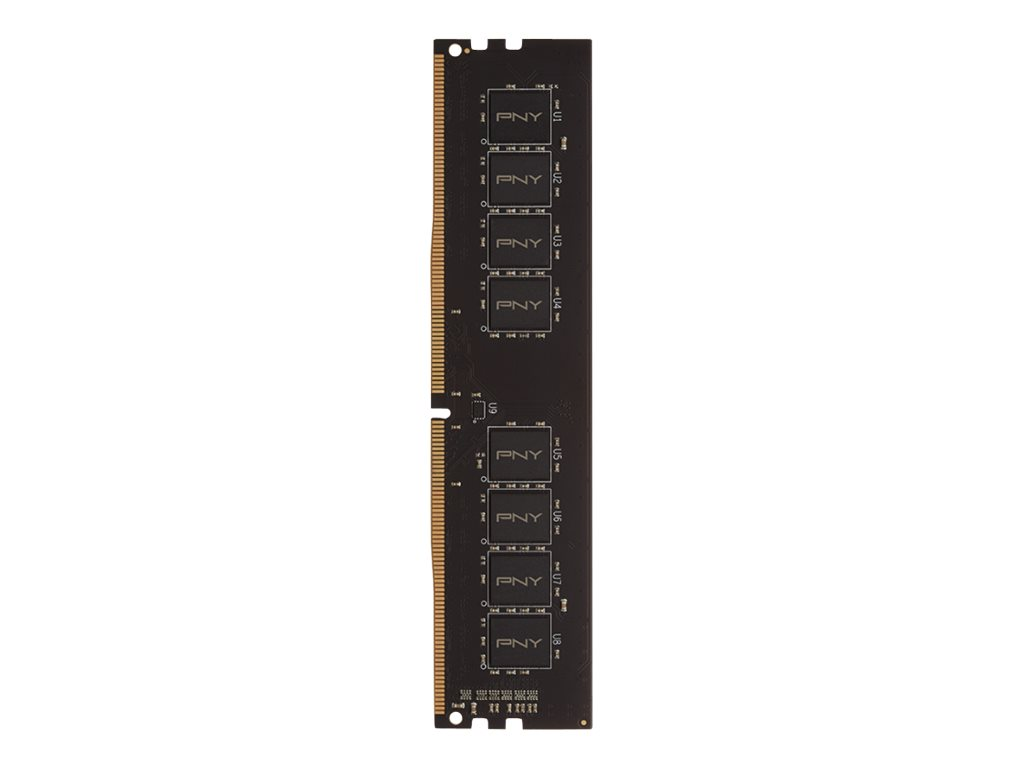 PNY - DDR4 - 4 GB - DIMM 288-PIN - 2133 MHz / PC4-17100 - CL15