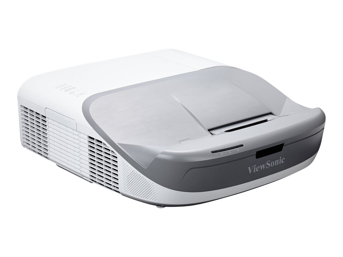 ViewSonic Full HD 1080p Short Throw PX800HD - DLP projector - ultra short-throw
