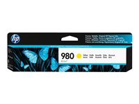 HP 980 Yellow original ink cartridge government
