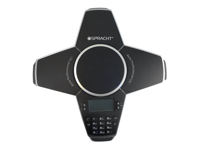 Spracht Aura Professional UC Conference phone with caller ID